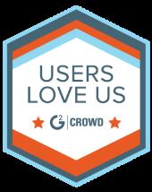 Users Love Us award